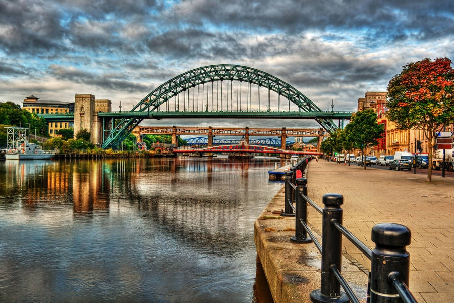 What do you associate with Newcastle Upon Tyne?