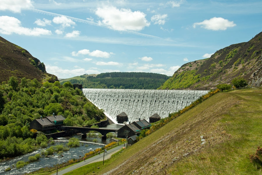 Elan Valley and the Dams, can we achieve projects like this nowadays?